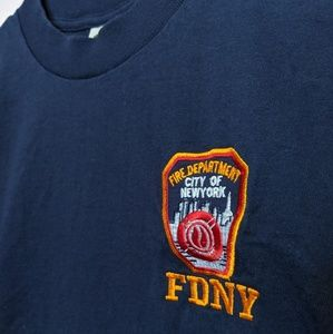 Men's FDNY Fire Department New York Shirt